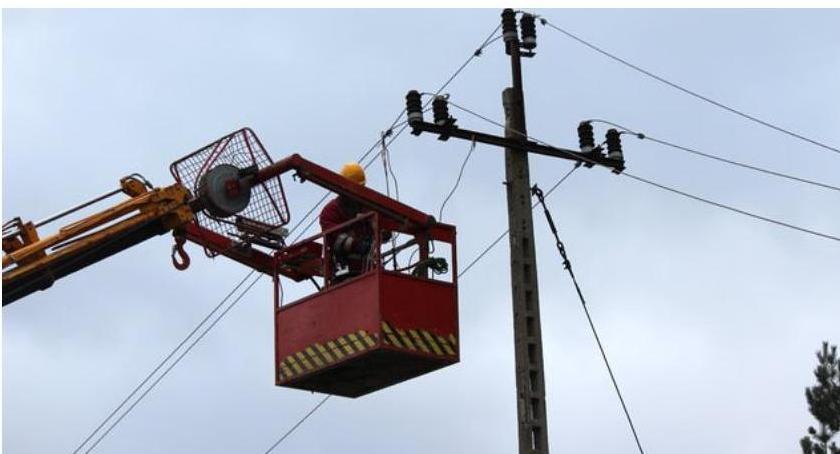 Komunikaty, Wyłączenia prądu gminie Gołymin Ośrodek - zdjęcie, fotografia