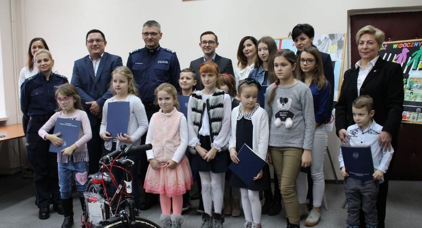 Edukacja, Poznaliśmy laureatów konkursu Bezpieczny uczeń drodze szkoły [zdjęcia] - zdjęcie, fotografia