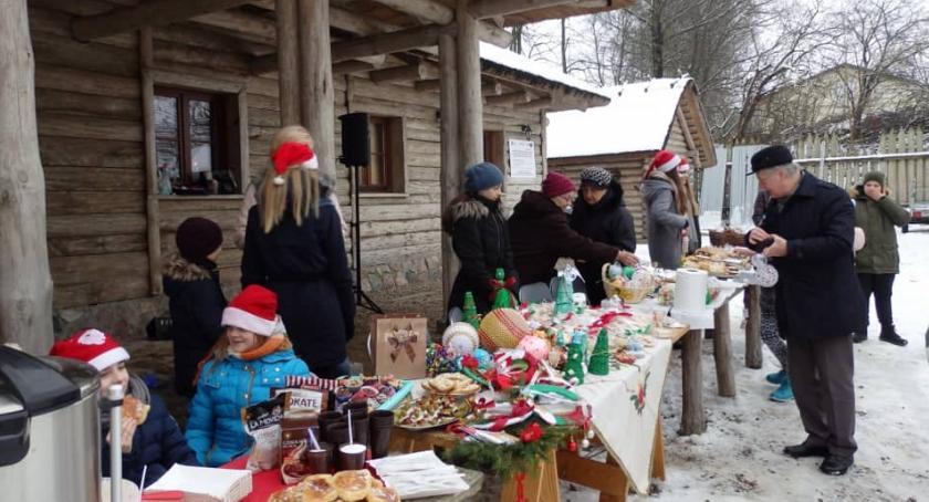 Inne Wydarzenia, Gruduski Jarmark Bożonarodzeniowy niedzielę - zdjęcie, fotografia