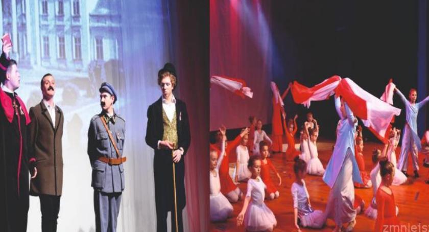 Koncerty, Przed Koncert Noworoczny honorowym patronatem Starosty Ciechanowskiego - zdjęcie, fotografia