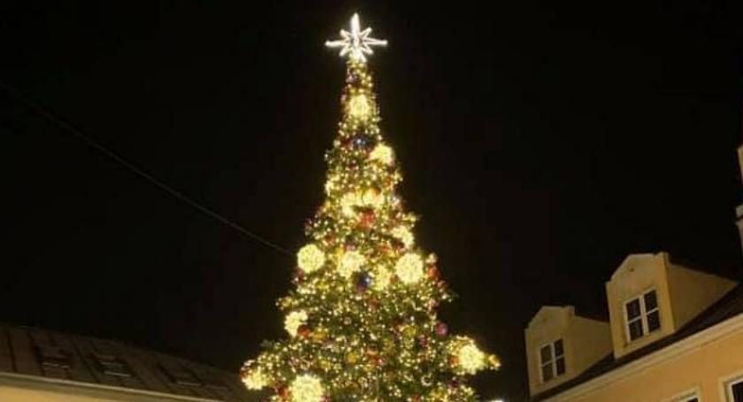Interwencje, Wasze kosztował zakup utrzymanie świątecznych dekoracji Ciechanowie - zdjęcie, fotografia