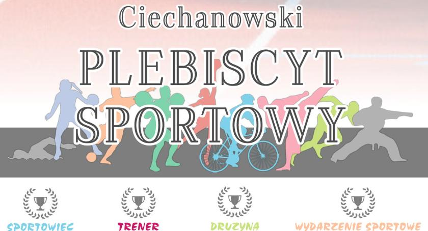 Inne Sporty, Wybierz sportowca drużynę Ciechanowie głosowanie - zdjęcie, fotografia