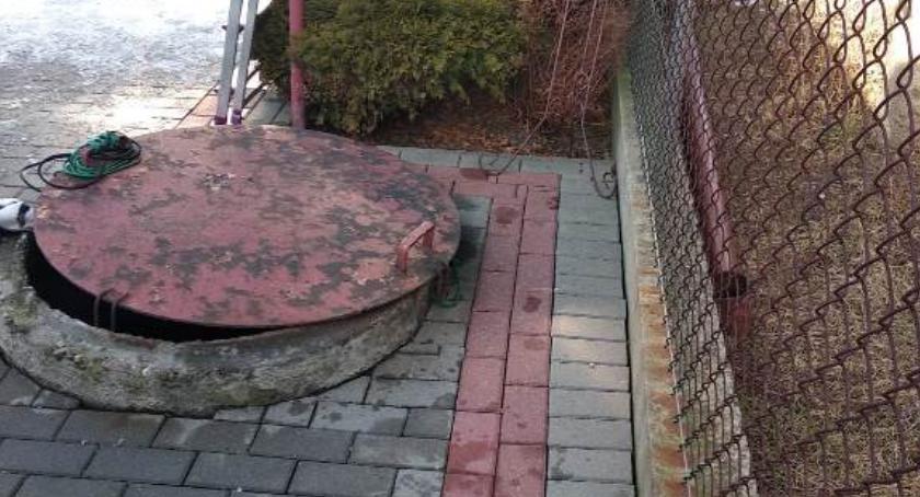 Pozostałe Interwencje, Tragiczny finał zdarzenia Sońsku - zdjęcie, fotografia