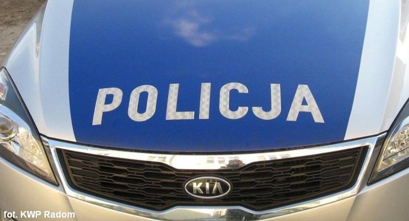 Kronika kryminalna, Wezwał policję napadu którego było pijany - zdjęcie, fotografia