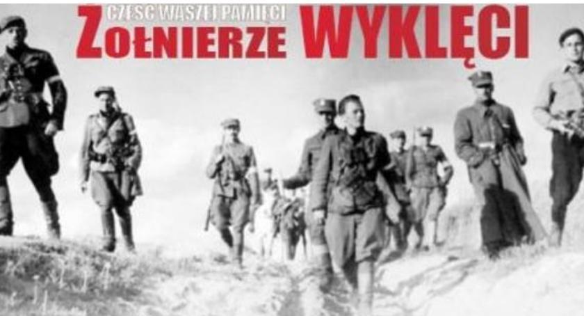 Rocznice, Obchody Narodowego Pamięci Żołnierzy Wyklętych Ciechanowie Opinogórze program - zdjęcie, fotografia
