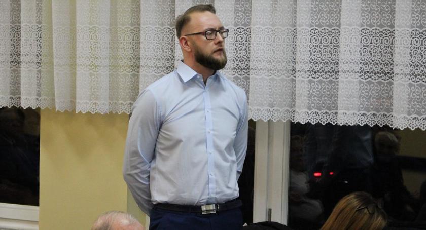 Samorząd, przewodniczący zarządu osiedla Kargoszyn [zdjęcia] - zdjęcie, fotografia