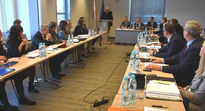 Samorząd, Przed lutowa sesja Miasta Ciechanów [porządek obrad] - zdjęcie, fotografia