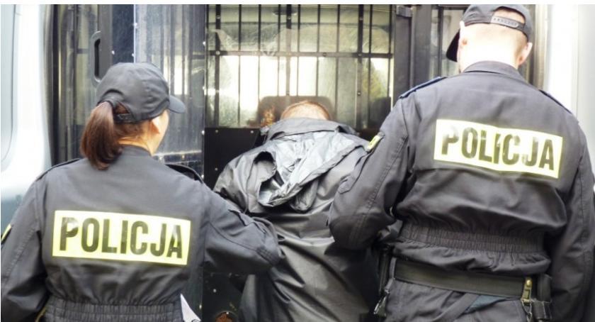 Poszukiwani/Zaginieni, Ścigany latek powiatu ciechanowskiego rękach policji - zdjęcie, fotografia