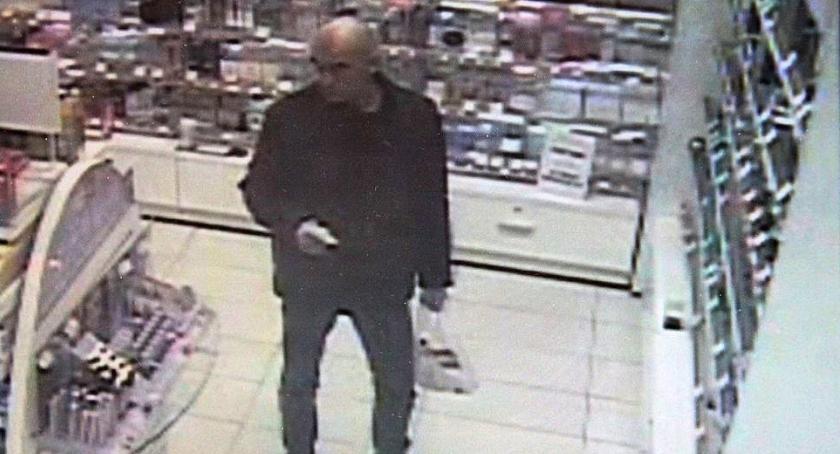 Poszukiwani/Zaginieni, Policja ściga złodzieja publikuje wizerunek [zdjęcia] - zdjęcie, fotografia