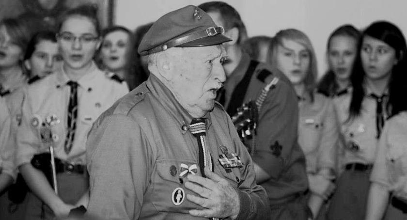 Społeczeństwo, Odeszła legenda ciechanowskiego harcerstwa - zdjęcie, fotografia