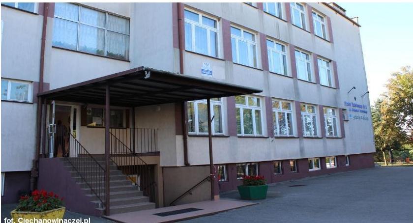 Personalia, dyrektorzy dwóch ciechanowskich podstawówkach przedszkolu - zdjęcie, fotografia