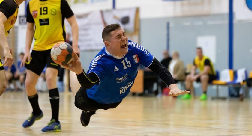 Piłka Ręczna, Porażka utrzymanie Słodko gorzki weekend Juranda - zdjęcie, fotografia