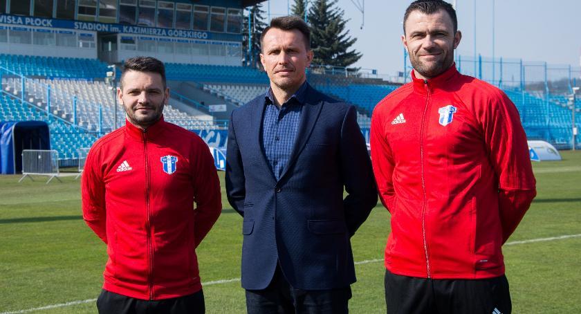 Piłka Nożna, Oficjalnie Ciechanowianin ponownie trenerem klubu Ekstraklasy - zdjęcie, fotografia