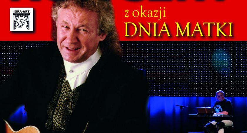 Koncerty, bilet Mamie! Janusz Laskowski wystąpi Ciechanowie - zdjęcie, fotografia