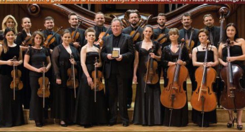 Koncerty, Orkiestra Sinfonia wystąpi Ciechanowie - zdjęcie, fotografia
