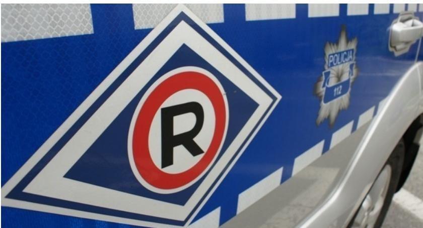 Działania Prewencyjne, ciechanowskich drogach trwają kontrole policji - zdjęcie, fotografia