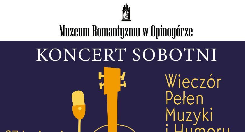Koncerty, Koncert sobotni Muzeum Romantyzmu Opinogórze - zdjęcie, fotografia