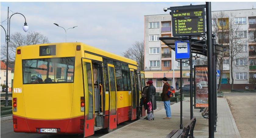 Komunikacja Publiczna, Komunikacja miejska okresie Świąt Wielkanocnych - zdjęcie, fotografia