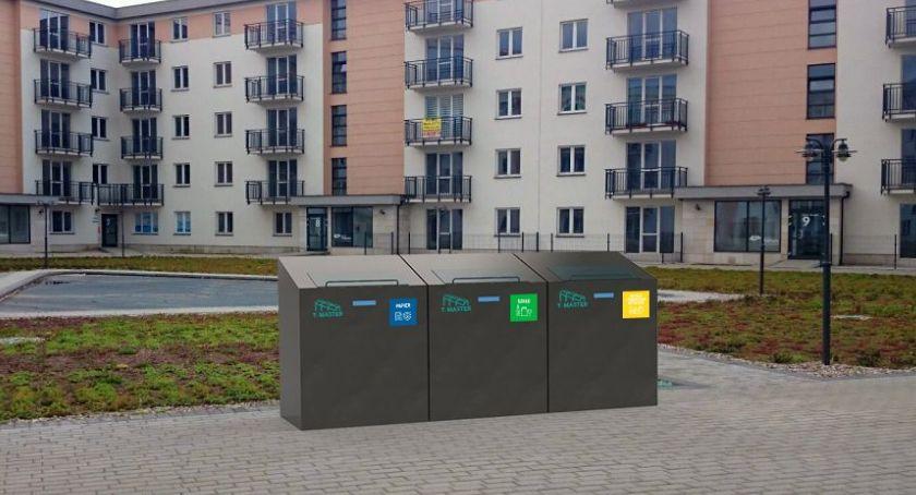 Społeczeństwo, Mieszkańcy Ciechanowa przetestują inteligentne pojemniki odpady - zdjęcie, fotografia