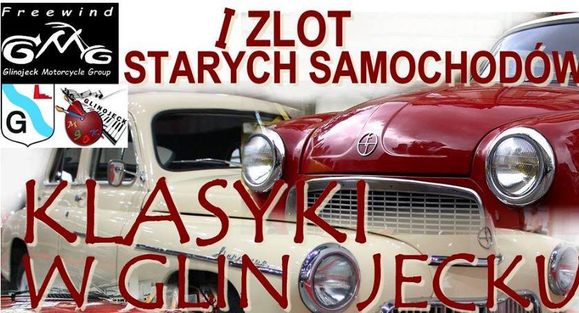 Motoryzacja, Glinojecku odbędzie Starych Samochodów - zdjęcie, fotografia