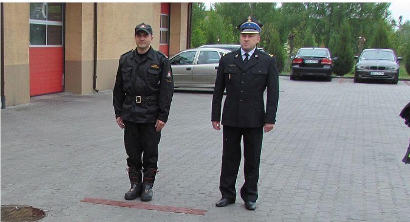 Personalia, dowódca Ciechanowie - zdjęcie, fotografia