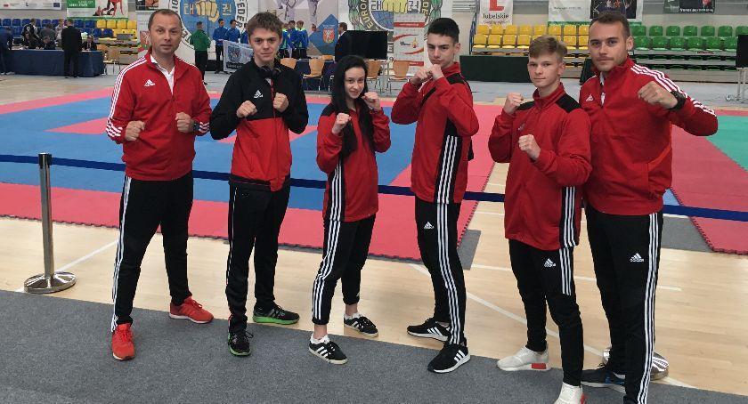 Taekwondo, Matsogi Ciechanów medalami Mistrzostwa Polski juniorów młodzieżowców - zdjęcie, fotografia