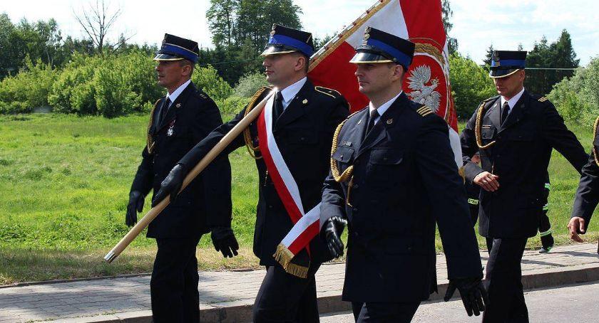 Działania Strażaków, Powiatowy Dzień Strażaka Ciechanowie - zdjęcie, fotografia