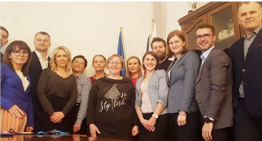 Samorząd, skład Ciechanowskiej Działalności Pożytku Publicznego - zdjęcie, fotografia