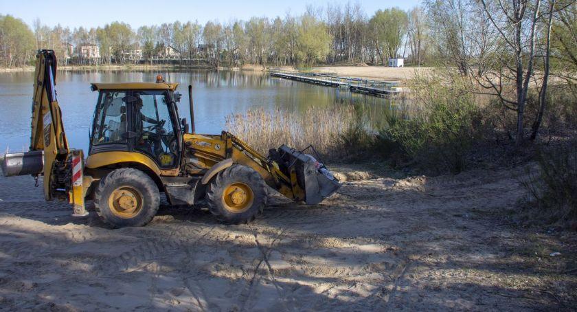 Inwestycje, Rewitalizacja kąpieliska Krubin dlaczego miasto zapłaci więcej mniej - zdjęcie, fotografia