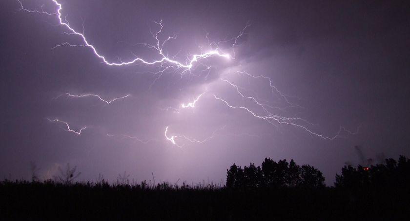 Komunikaty, Ostrzeżenie pogodowe mieszkańców powiatu ciechanowskiego - zdjęcie, fotografia