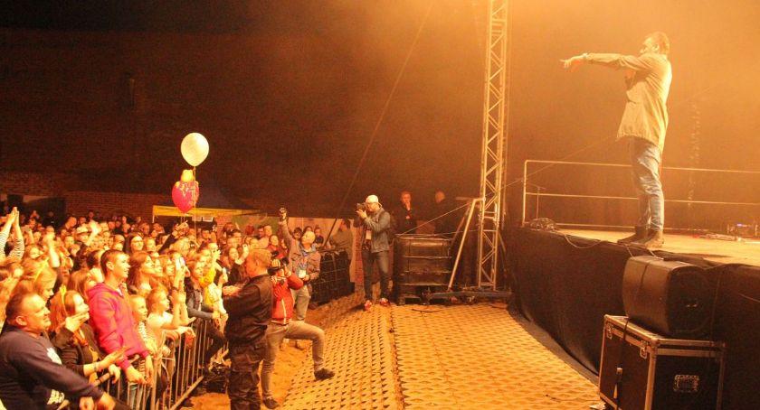 Koncerty, Juwenalia Ciechanowski zamek pękał szwach! [zdjęcia] - zdjęcie, fotografia