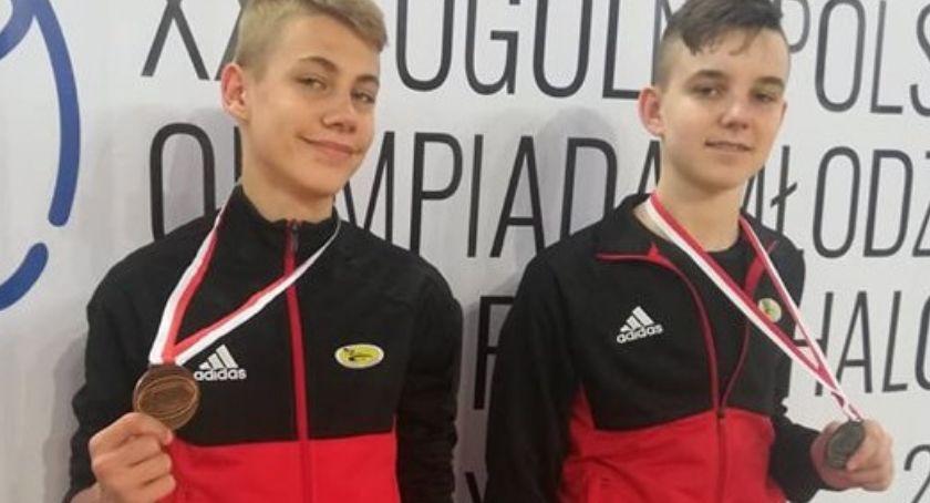 Taekwondo, Zawodnicy Promyka medalistami Mistrzostw Polski juniorów [zdjęcia] - zdjęcie, fotografia