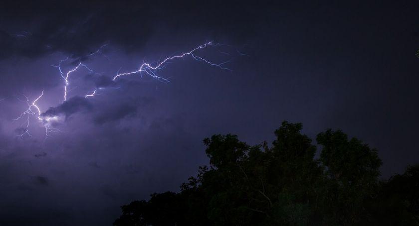 Komunikaty, Alert pogodowy powiatu ciechanowskiego - zdjęcie, fotografia