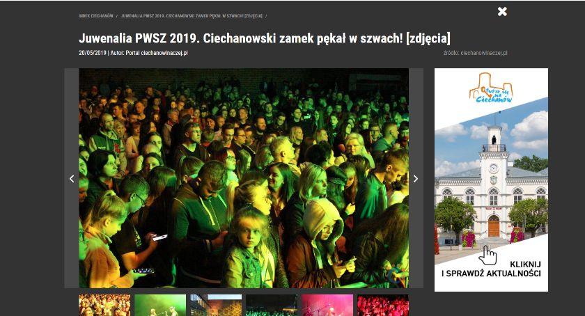 Komunikaty, galerie zdjęć - zdjęcie, fotografia
