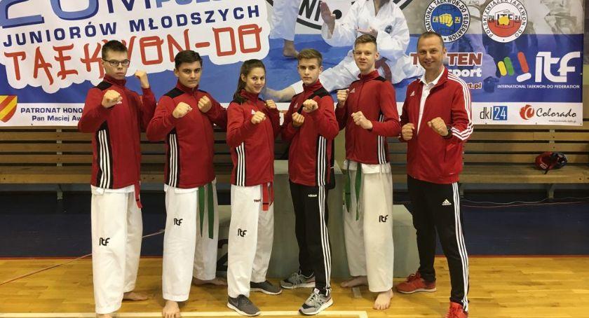 Taekwondo, Srebrne Matsogi podczas Mistrzostw Polski [zdjęcia] - zdjęcie, fotografia