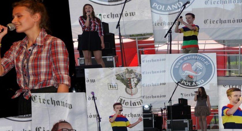 Koncerty, Rozmaitości koncert wokalistów Ciechanowie - zdjęcie, fotografia