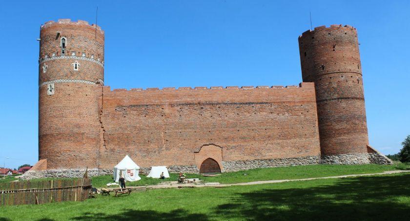 Inne Wydarzenia, Armia pruska poczta polowa ciechanowskim zamku - zdjęcie, fotografia