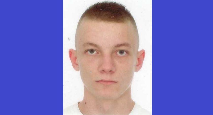 Poszukiwani/Zaginieni, Policja poszukuje zaginionego nastolatka - zdjęcie, fotografia