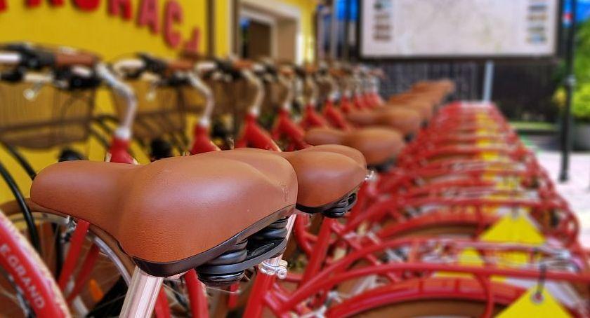 Komunikaty, wypożyczalnia rowerów Ciechanowie działa! - zdjęcie, fotografia
