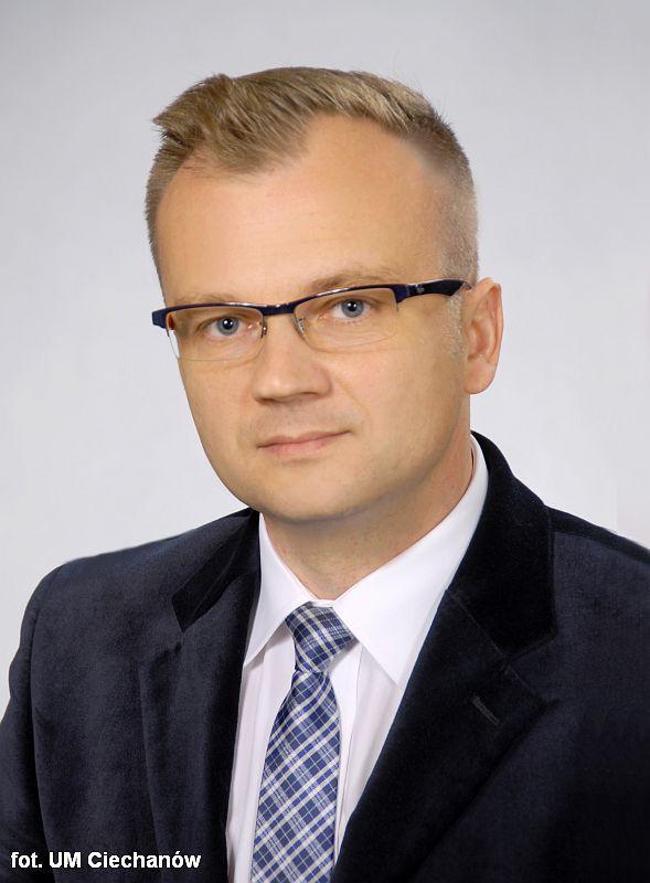 Personalia, Urząd Miasta Ciechanowie zatrudnił nowego sekretarza - zdjęcie, fotografia