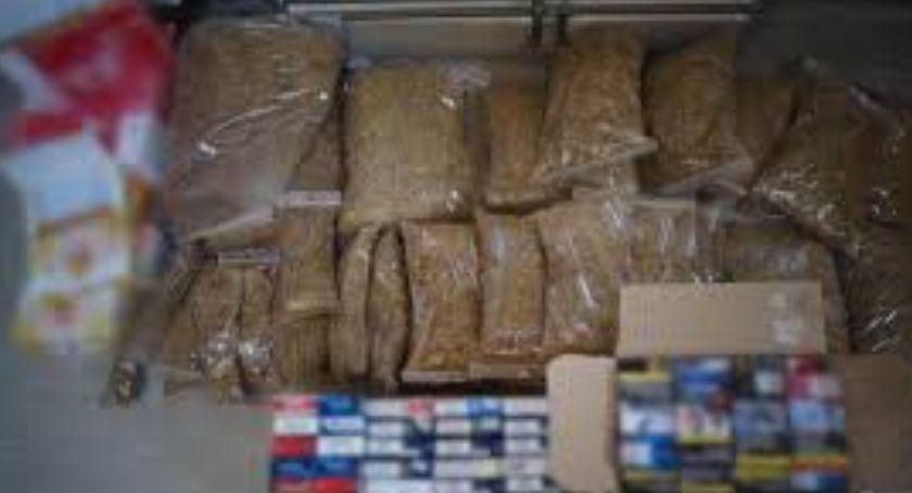 Sprawy kryminale , Kryminalni przejęli towar ponad tysięcy złotych - zdjęcie, fotografia