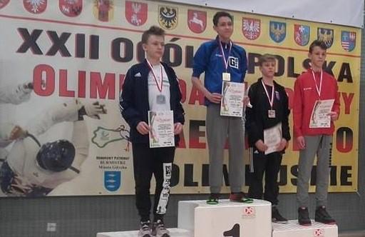 Taekwondo, Medale ciechanowian Mistrzostwach Polski - zdjęcie, fotografia