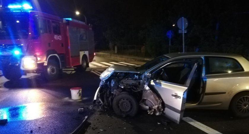 Wypadki drogowe, AKTUALIZACJA latek doprowadził zderzenia ciężarówką Wziął wiedzy rodziców [foto] - zdjęcie, fotografia