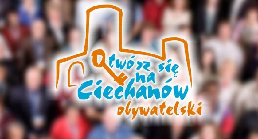 Samorząd, Ciechanowianie zgłosili blisko projektów Budżetu Obywatelskiego - zdjęcie, fotografia