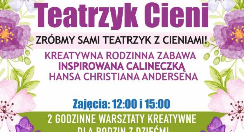 Teatr, Teatrzyk Cieni Rodzinna Niedziela Opinogórze - zdjęcie, fotografia