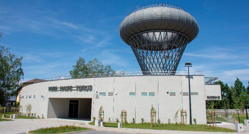 Inwestycje, Wkrótce otwarcie Parku Nauki Torus Miasto otrzymało środki wyposażenie - zdjęcie, fotografia