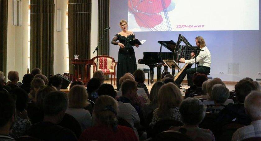 Koncerty, Harfa celtycka zabrzmiała Opinogórze [zdjęcia] - zdjęcie, fotografia