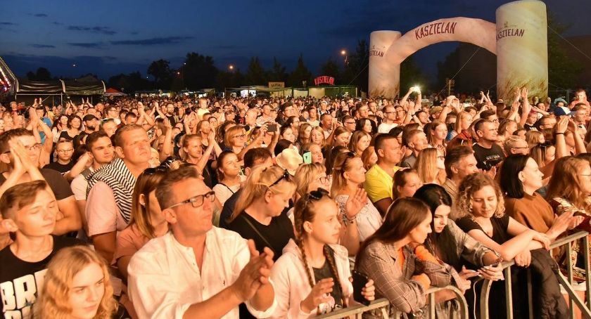 Koncerty, Tłumy ciechanowian bawiły Biesiadzie Kasztelańskiej [fotorelacja] - zdjęcie, fotografia