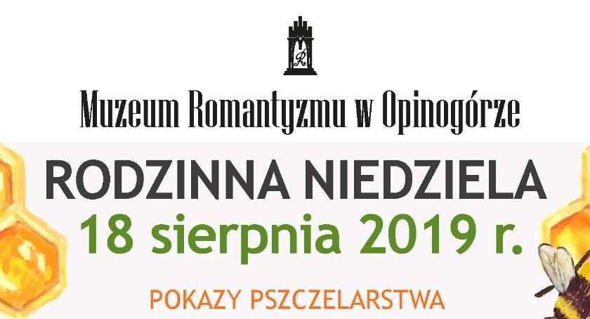 Edukacja, Pokazy pszczelarstwa Muzeum Romantyzmu Opinogórze - zdjęcie, fotografia