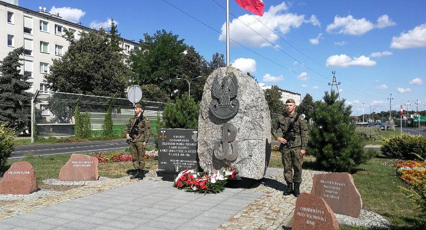 Rocznice, Obchody Święta Wojska Polskiego Ciechanowie [zdjęcia] - zdjęcie, fotografia